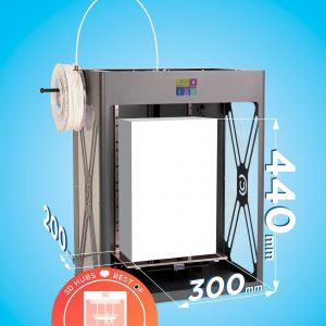 craftunique craftbot xl 3d printer