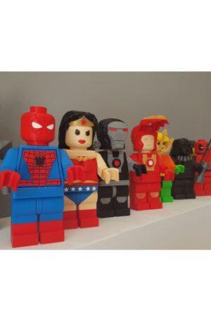 lego giant superheroe